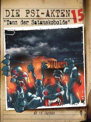 cover image of Die PSI-Akten, Folge 15