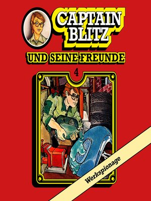 cover image of Captain Blitz und seine Freunde, Folge 4