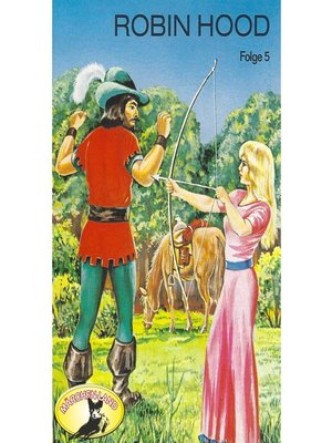 cover image of Robin Hood, Folge 5