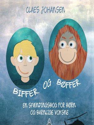 cover image of Biffer og bøffer