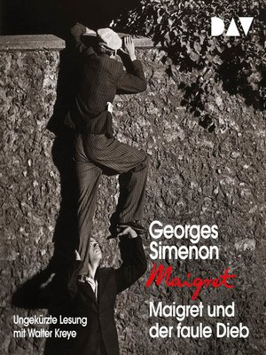 cover image of Maigret und der faule Dieb