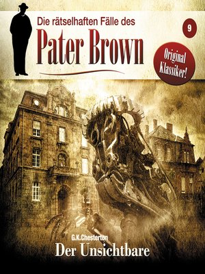 cover image of Die rätselhaften Fälle des Pater Brown, Folge 9