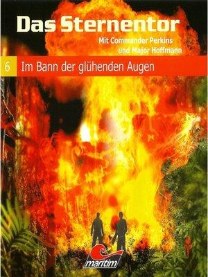 cover image of Das Sternentor--Mit Commander Perkins und Major Hoffmann, Folge 6