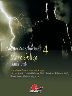 cover image of Meister des Schreckens, Folge 4