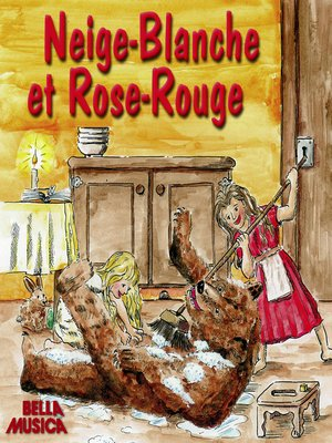 cover image of Neige Blanche et Rose Rouge