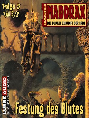 cover image of Maddrax, Folge 5