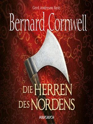 cover image of Die Herren des Nordens--Wikinger-Saga, Band 3