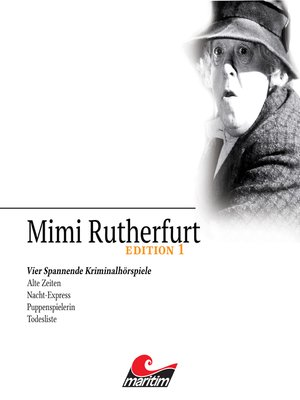 cover image of Mimi Rutherfurt, Edition 1