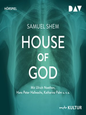 cover image of House of God