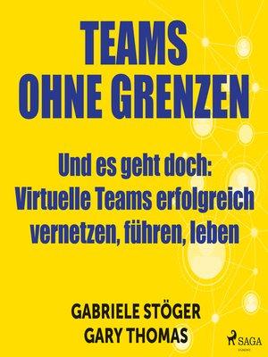 cover image of Teams ohne Grenzen--Und es geht doch