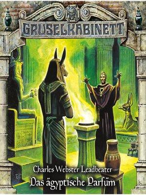 cover image of Gruselkabinett, Folge 103