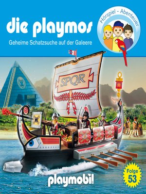 cover image of Die Playmos--Das Original Playmobil Hörspiel, Folge 53
