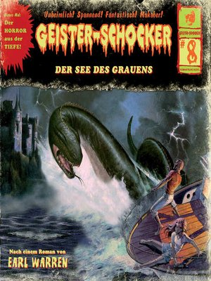 cover image of Geister-Schocker, Folge 8