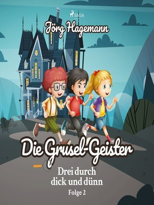 cover image of Drei durch dick und dünn, Folge 2