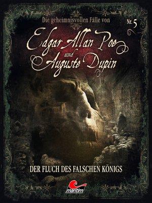 cover image of Edgar Allan Poe & Auguste Dupin, Folge 5