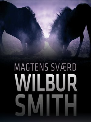 cover image of Magtens sværd--Courtney-serien 5