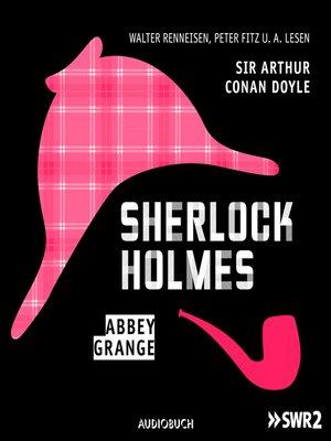 cover image of Sherlock Holmes, Folge 5