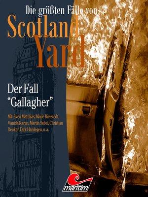 cover image of Die größten Fälle von Scotland Yard, Folge 35