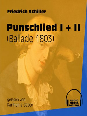 cover image of Punschlied I + II--Ballade 1803
