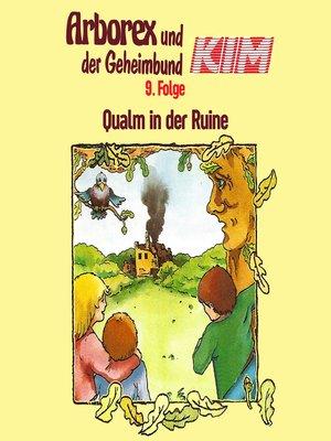 cover image of Arborex und der Geheimbund KIM, Folge 9