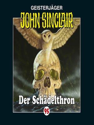 cover image of John Sinclair, Folge 95