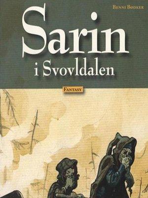 cover image of Sarin i Svovldalen