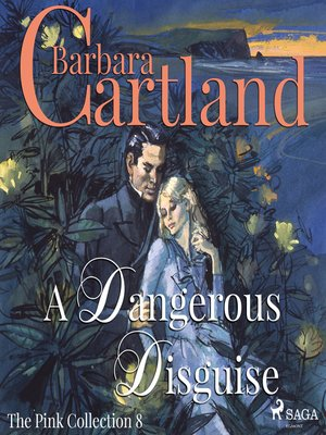 cover image of A Dangerous Disguise--The Pink Collection 8