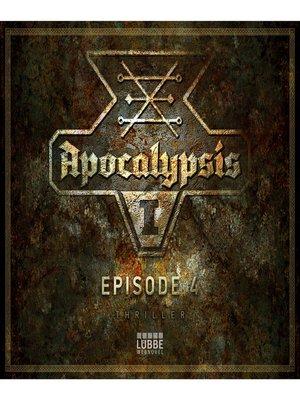 cover image of Apocalypsis, Staffel 1, Episode 4