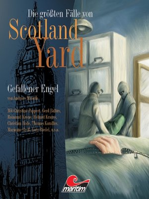 cover image of Die größten Fälle von Scotland Yard, Folge 7