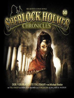 cover image of Sherlock Holmes Chronicles, Folge 50