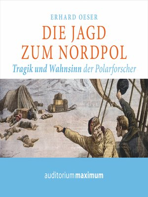 cover image of Die Jagd zum Nordpol