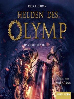 cover image of Das Haus des Hades--Helden des Olymp 4