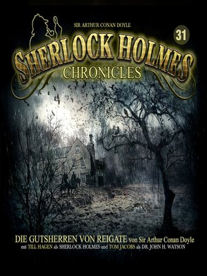 cover image of Sherlock Holmes Chronicles, Folge 31