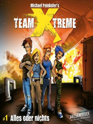 cover image of Team X-Treme, Folge 1