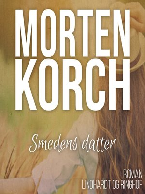 cover image of Smedens datter