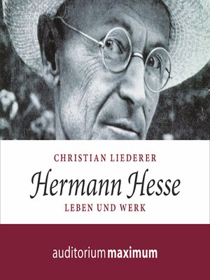 cover image of Hermann Hesse