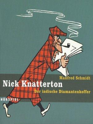 cover image of Nick Knatterton, Folge 2