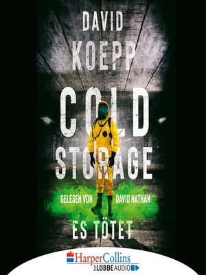 cover image of Cold Storage--Es tötet