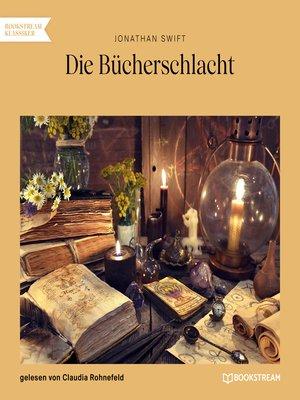 cover image of Die Bücherschlacht