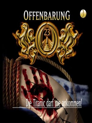 cover image of Offenbarung 23, Folge 3