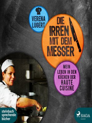 cover image of Die Irren mit dem Messer