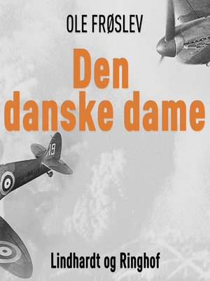 cover image of Den danske dame