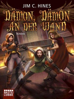 cover image of Dämon, Dämon an der Wand