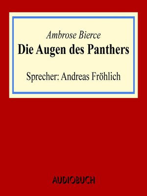 cover image of Die Augen des Panthers