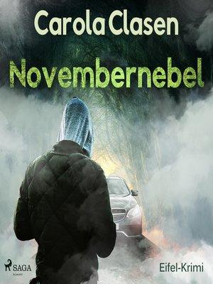 cover image of Novembernebel