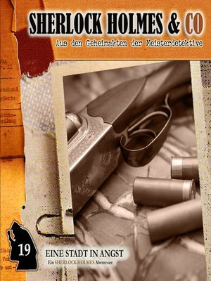 cover image of Sherlock Holmes & Co, Folge 19