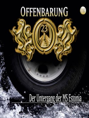 cover image of Offenbarung 23, Folge 28