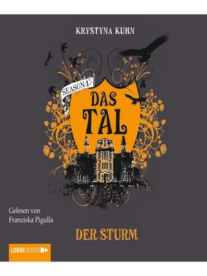 cover image of Das Tal, Der Sturm