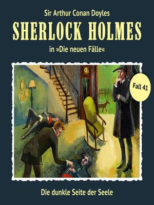 cover image of Sherlock Holmes, Die neuen Fälle, Fall 41