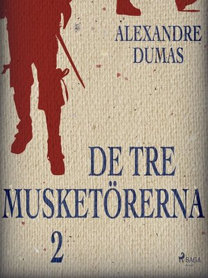 cover image of De tre musketörerna 2